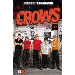 Crows nº 17