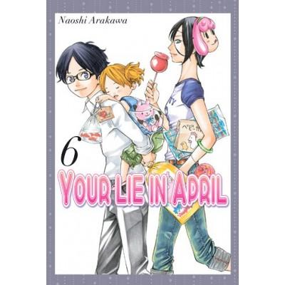 Your Lie in April nº 05