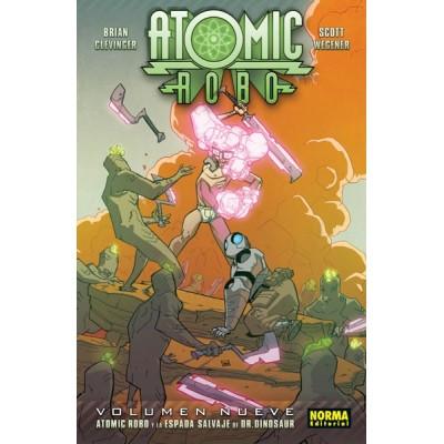 Atomic Robo nº 08 Atomic Robo y las Diablesas Voladoras del Pacífico