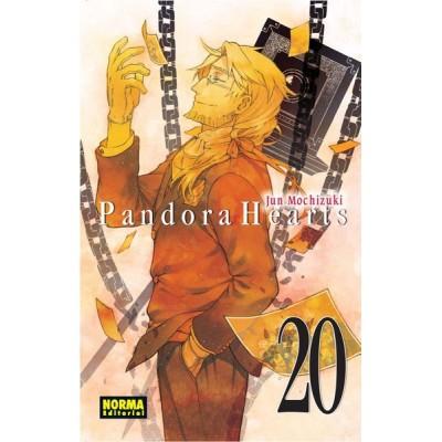 Pandora Hearts nº 19