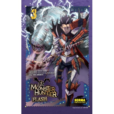 Monster Hunter Flash! nº 02