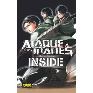 Ataque a los Titanes Inside