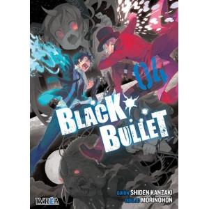 Black Bullet nº 03