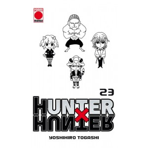 Hunter x Hunter nº 22
