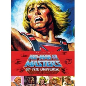 The Art of He-Man and the Masters of the Universe (El Arte de He-Man)