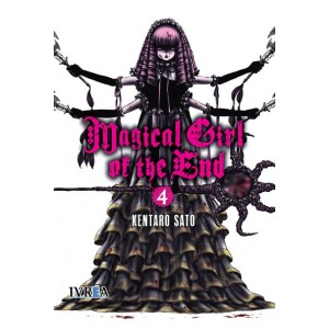 Magical Girl of the End nº 04