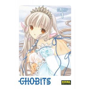 Chobits Ed. Integral nº 01