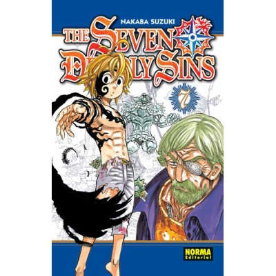 The Seven Deadly Sins nº 06