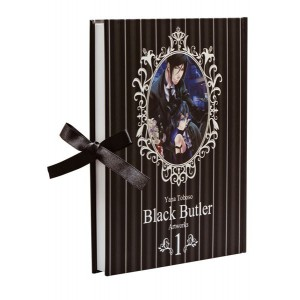 Black Butler Artbook nº: 01