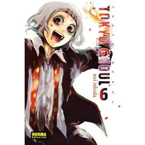 Tokyo Ghoul nº 06