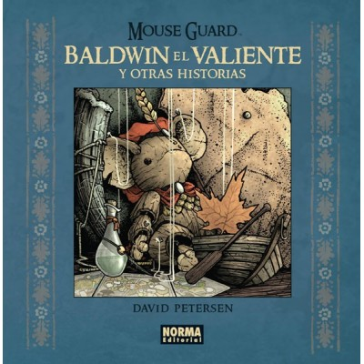 Mouse Guard nº 04: Leyendas de la Guardia 2