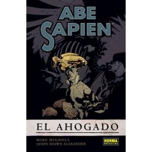 Abe Sapien nº 01 El Ahogado