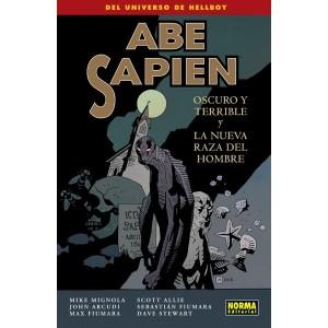 Abe Sapien nº 03 Oscuro y Terrible y la Nueva Raza del Hombre