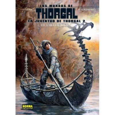 Los Mundos de Thorgal: La Juventud de Thorgal nº 01