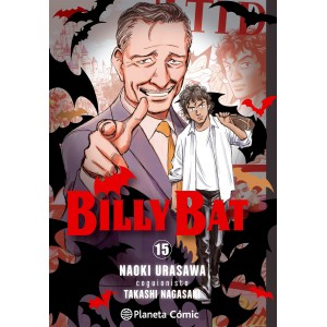 Billy Bat nº 15