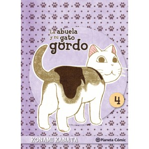 La Abuela y su Gato Gordo nº 04