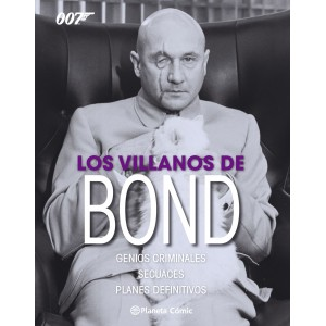 007: Los Villanos de Bond