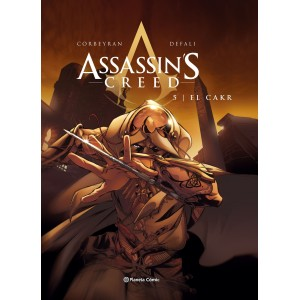 Assassins Creed nº 05: El Cakr