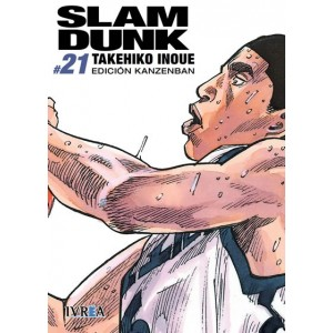 Slam Dunk Integral nº 21