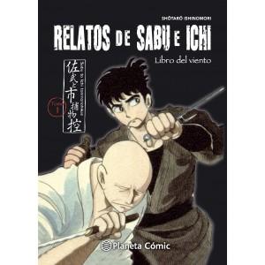 Relatos de Sabu e Ichi nº 01