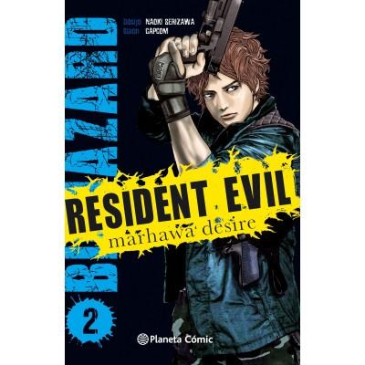 Resident Evil nº 01