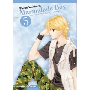 Marmalade Boy Kanzenban Nº 05