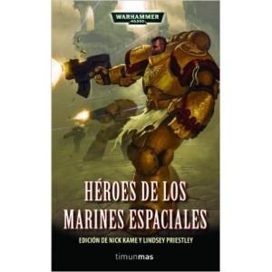 Héroes de los Marines Espaciales (Warhammer 40.000) (Tapa blanda)