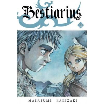 Bestiarius nº 01
