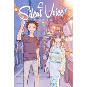 A Silent Voice nº 05