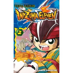 Inazuma Eleven Nº 02