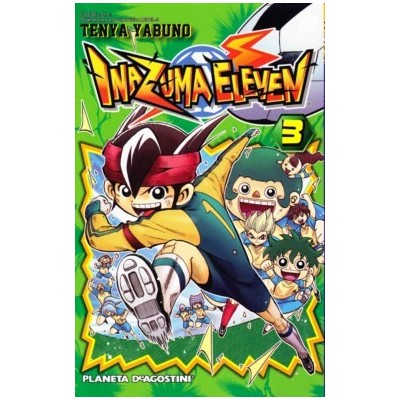 Inazuma Eleven Nº 03