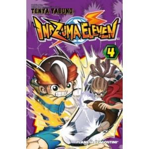 Inazuma Eleven Nº 04