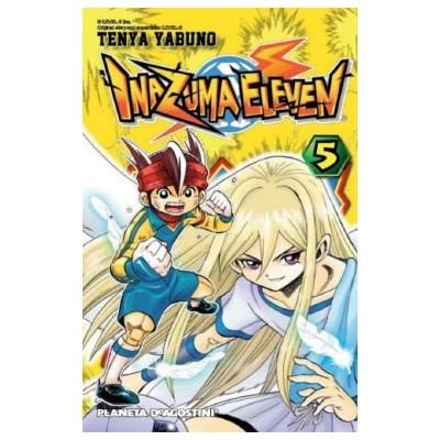 Inazuma Eleven Nº 05