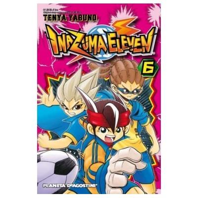 Inazuma Eleven Nº 06