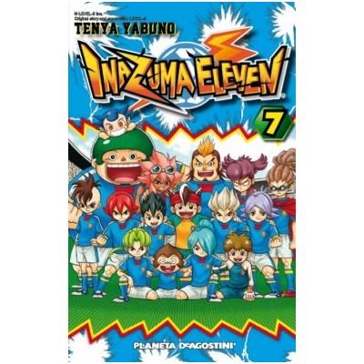 Inazuma Eleven Nº 07
