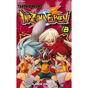 Inazuma Eleven Nº 08