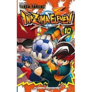 Inazuma Eleven Nº 10