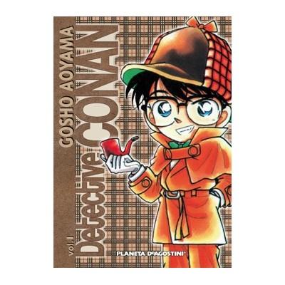 Detective Conan Kanzenban Vol.1 Nº 01