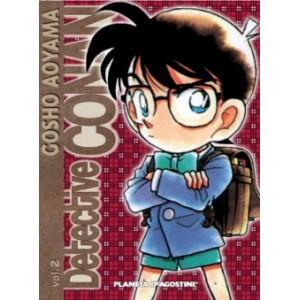 Detective Conan Kanzenban Vol.1 Nº 02