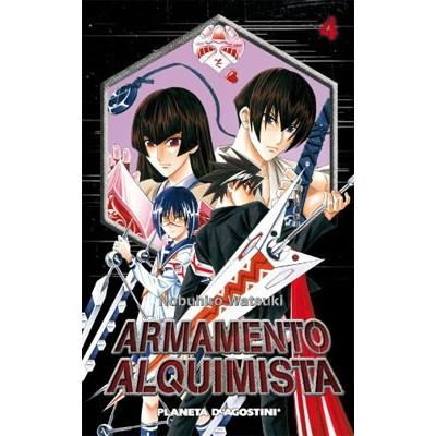 Armamento Alquimista Nº 04