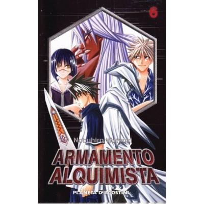 Armamento Alquimista Nº 06