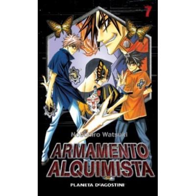 Armamento Alquimista Nº 07