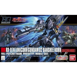 HGUC BANSHEE NORN UNICORN MODE 1/144