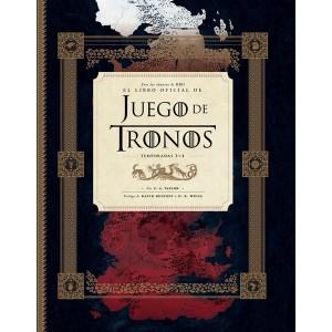 Tras las Cámaras de HBO: El libro oficial de Juego de Tronos. Temporadas 3 y 4
