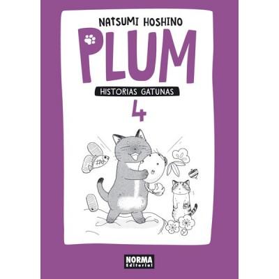 Plum. Historias Gatunas nº 03