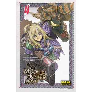 Monster Hunter Flash! nº 04