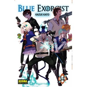 Blue Exorcist nº 14