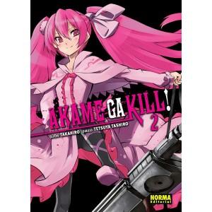 Akame ga Kill! nº 01