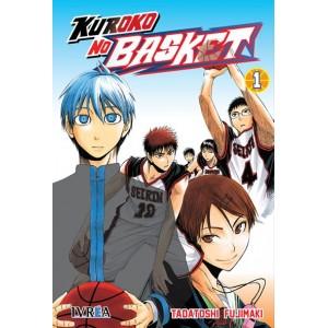Kuroko no Basket nº 01