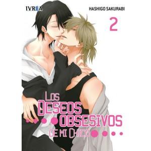 Los Deseos Obsesivos de mi Chico nº 02